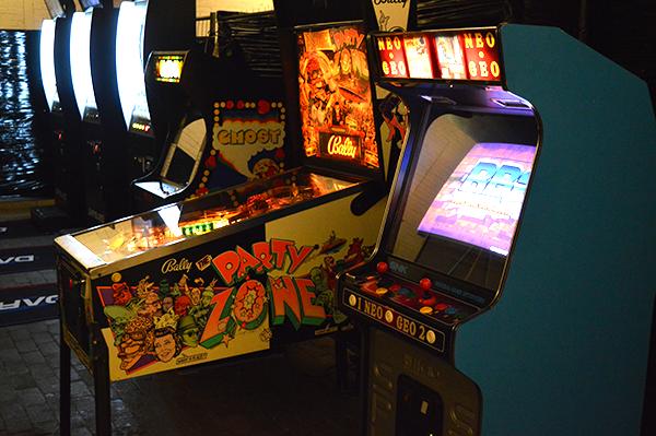 borne arcade liege